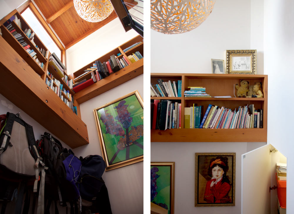 Shelving – Larder storage 1